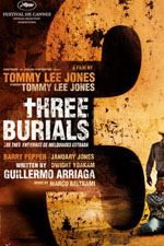 Tommy Lee Jones - The Three Burials Of Melquiades Estrada (2005)
