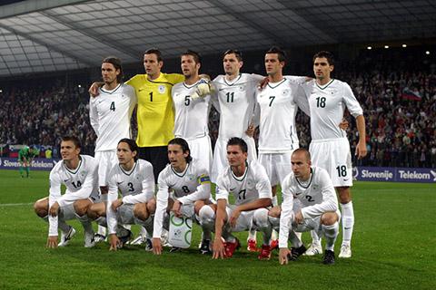 Naši nogometaši