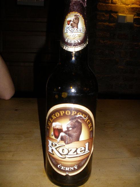 Pivo Kozel