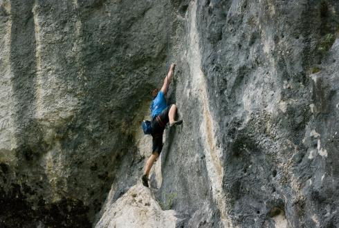 Plezalno tekmovanje CCCT v Topli