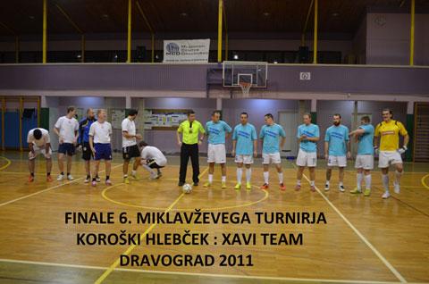 6. Miklavžev turnir